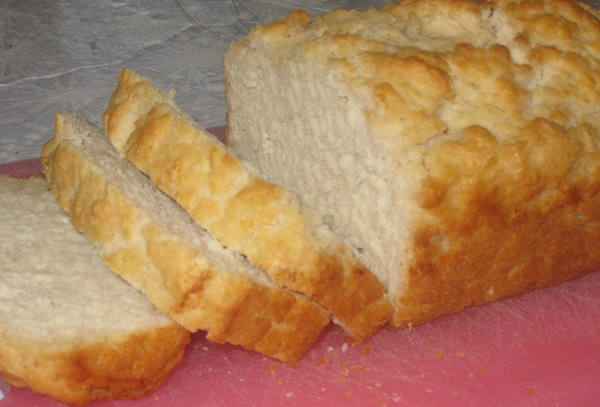 Bread from beer…start to finish 50 minutes!