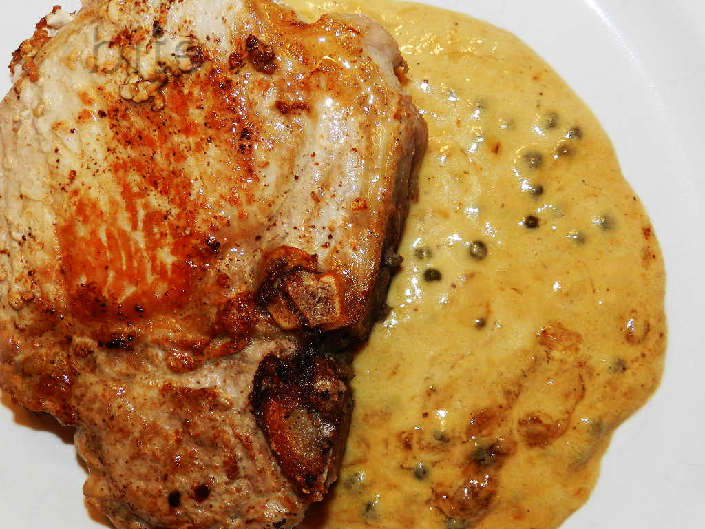 Decadent Pork Chops and A Big Decision