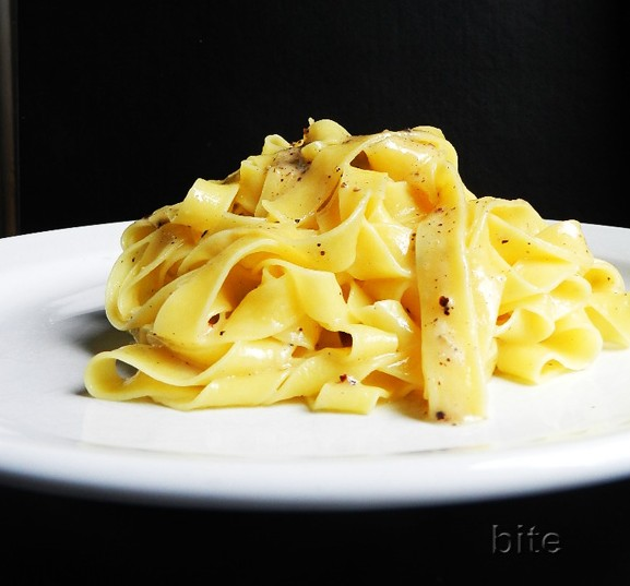 cacio e pepe – easy, quick and fantastic