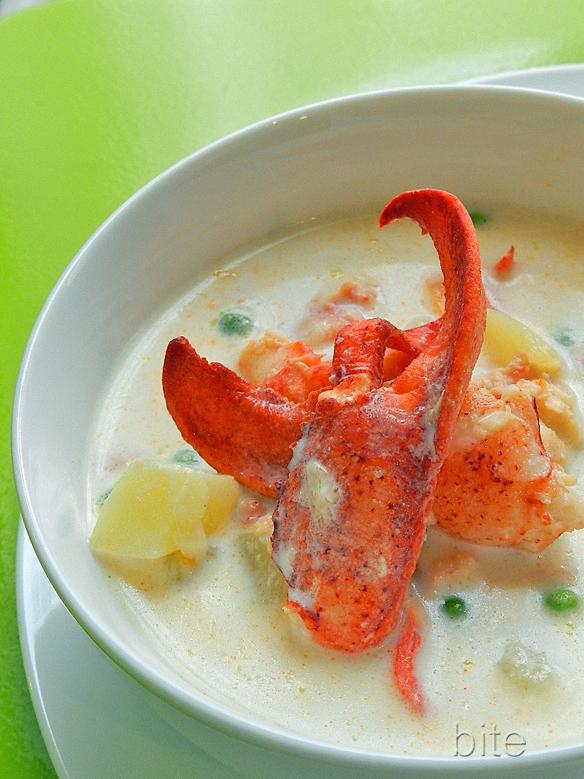 lobster chowder