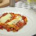 winter lasagna