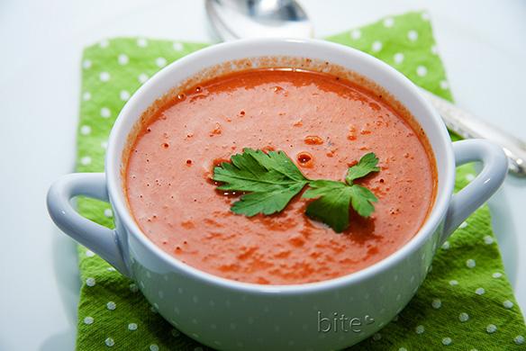creamy Moroccan tomato soup