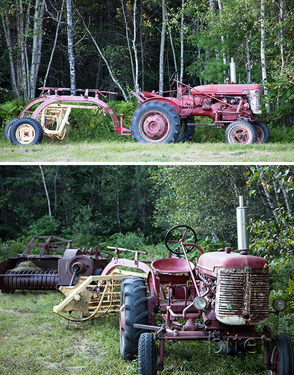 Geordy's Tractor