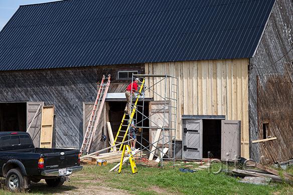 The Barn 2013