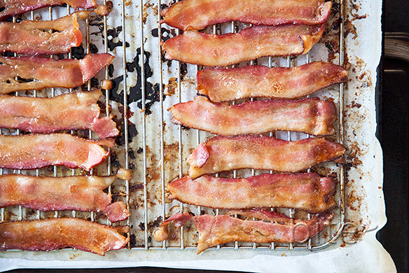spicy beer candied bacon – easy perfect party food