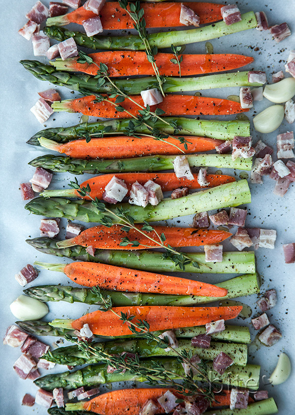 Veg on Parchment