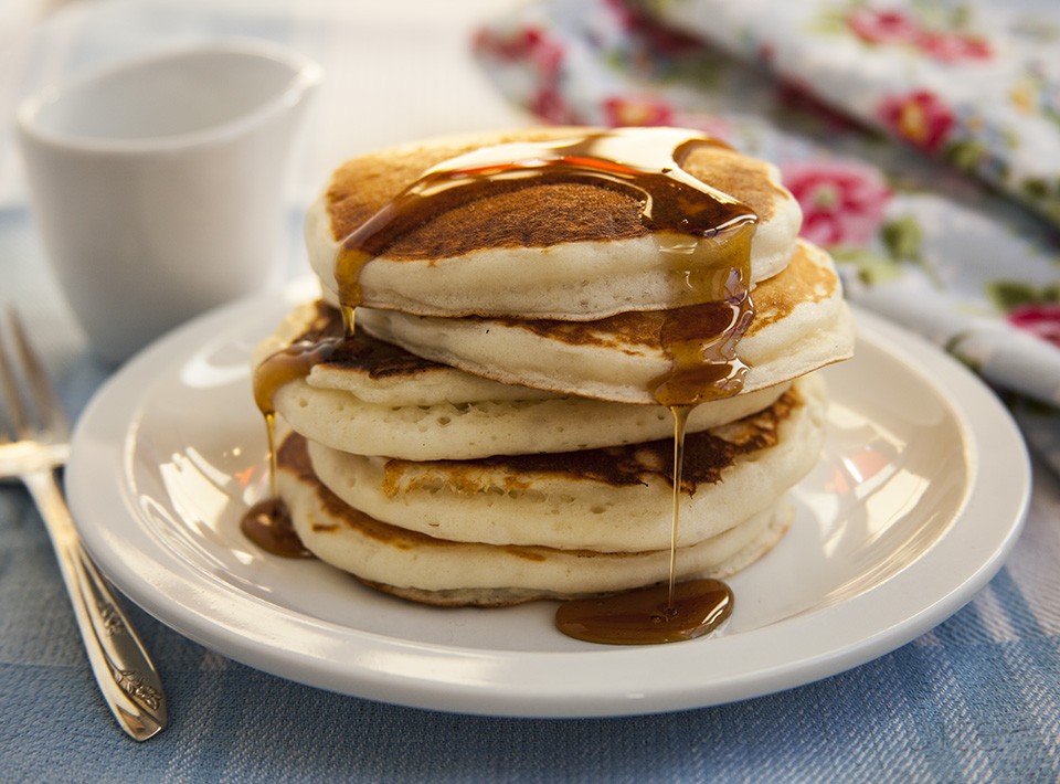 best pancakes on the planet – out of the mouths of babes
