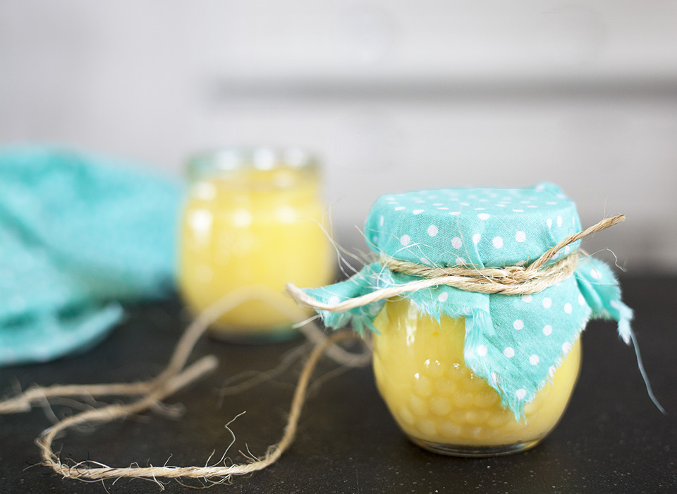 lemon curd – all with the flip of a coin