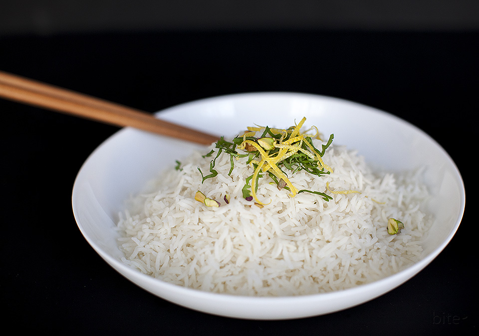 perfect steamed rice – every time