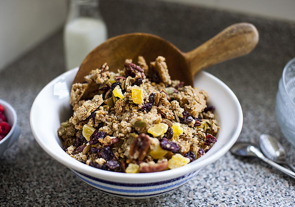 daybreak granola