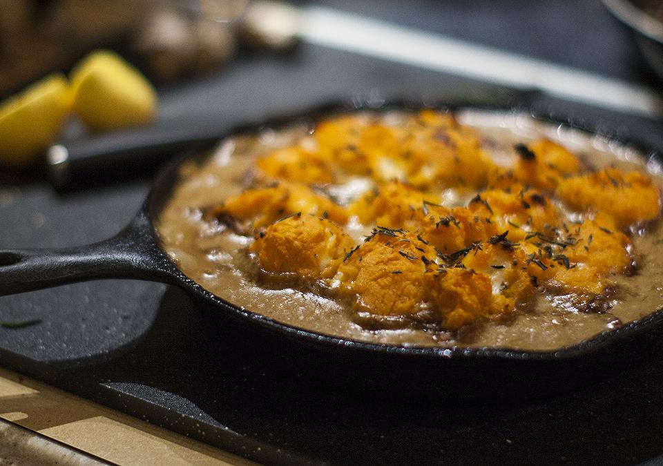 easy cheesy sweet potato shepard's pie