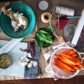 carrot antipasto - bitebymichelle.com