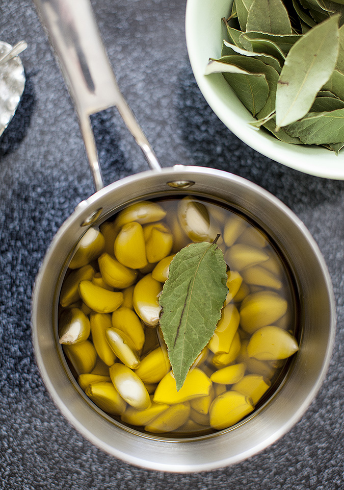 Garlic Confitura