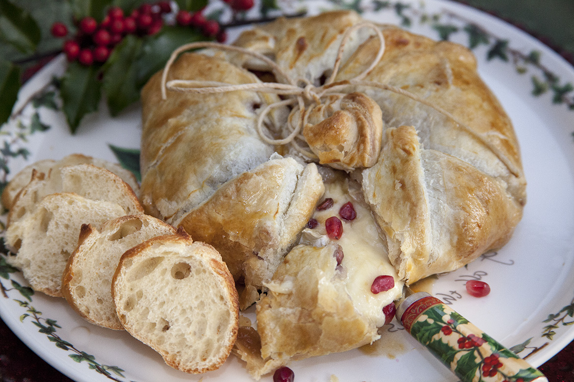 brie en croute – easy holiday show stopper