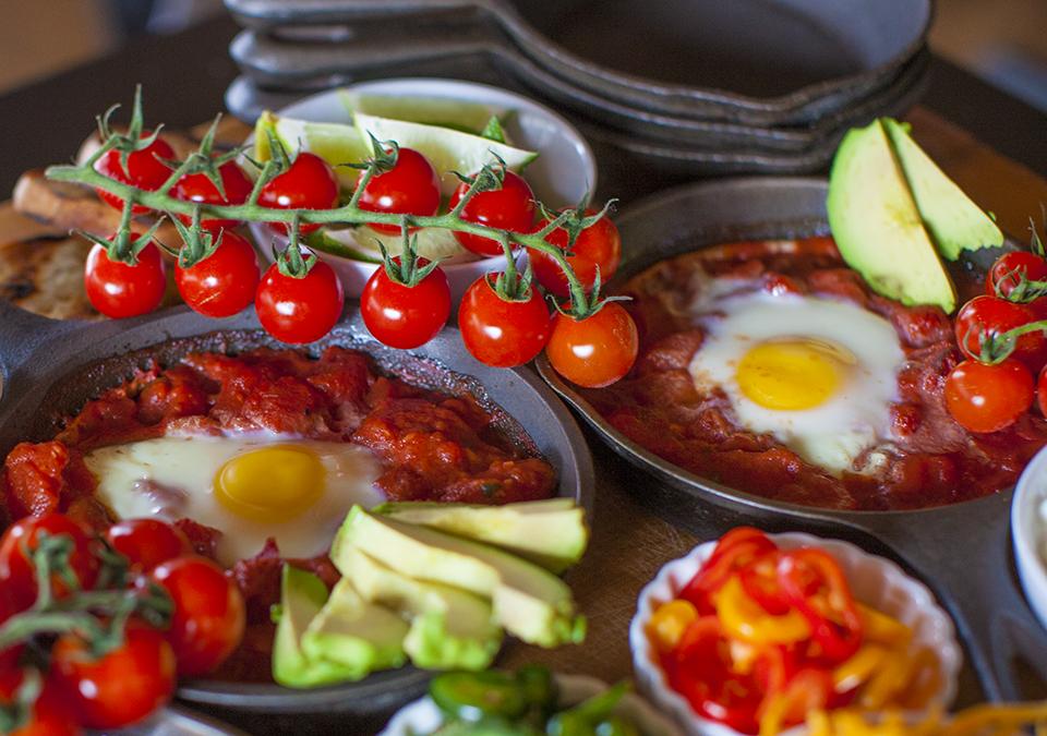 eggs - stravaganza - fresh, bold and bright l bitebymichelle.com