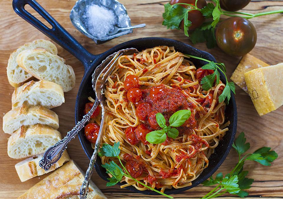 marinara sauce - simply perfect l bitebymichelle.com