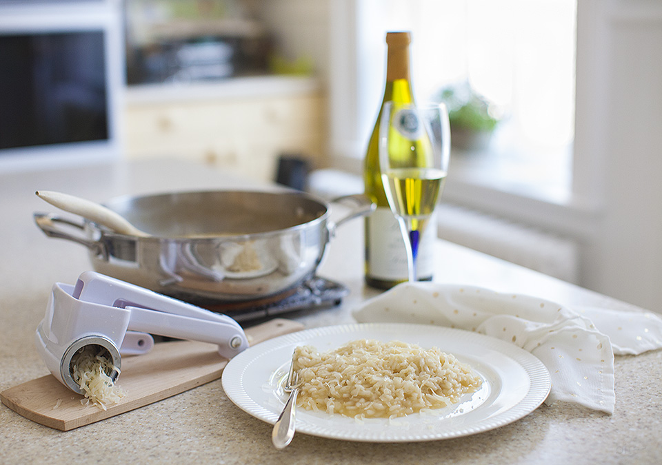 risotto – make it perfect every time