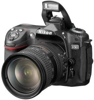 The Nikon D90