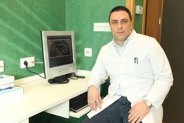 Professor Salvatore Sauro