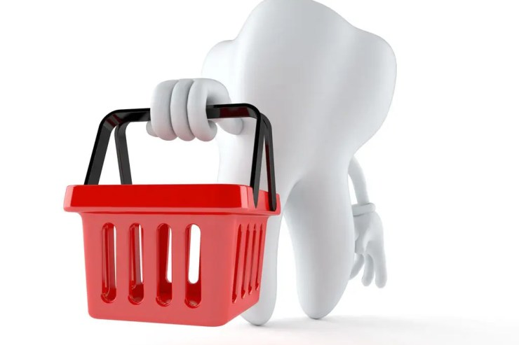 dental product sales
