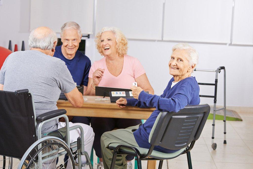 oral health of the elderly