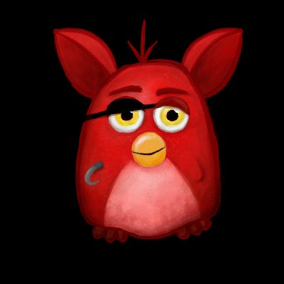 Five Nights at Freddy Foxy Furby
