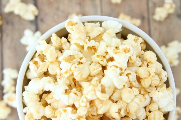 Whirley Pop Kettle Corn | simple recipe | treat