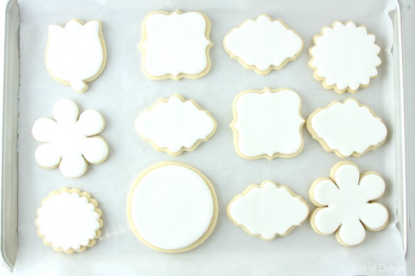 Perfect Sugar Cookies