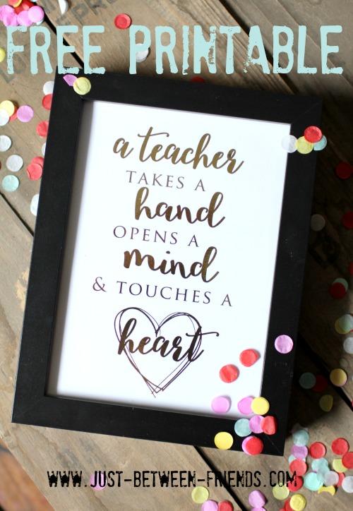 Teacher Appreciation Gift Ideas Theyll LOVE Bite Sized