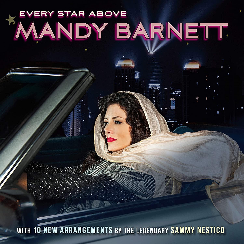 Cover Photo for Mandy Barnett's new album Every Star Above