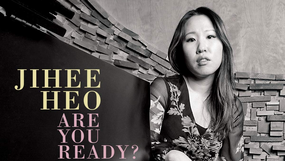 Jazz pianist Jihee Heo talks about her new jazz album Are You Ready?