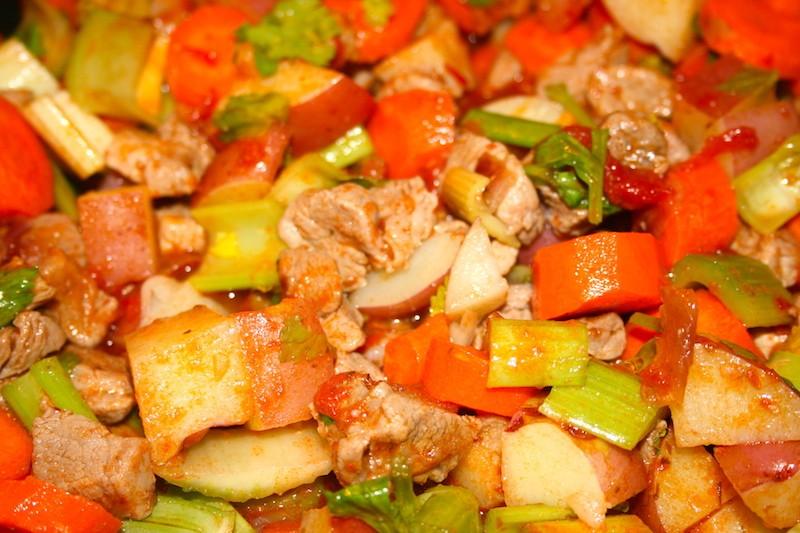 Pork stew recipe. biteslife.com