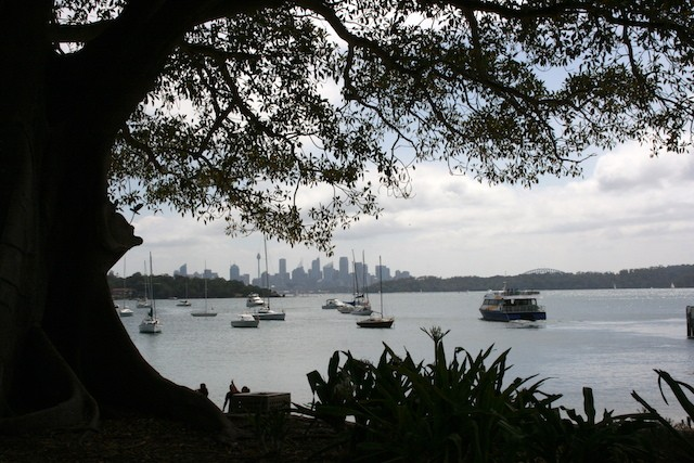 View of Sydney from Watson's Bay, Australia. biteslife.com