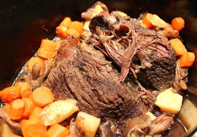 Chinese inspired sirloin tip roast