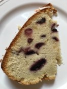 Cherry Almond Nut Cake