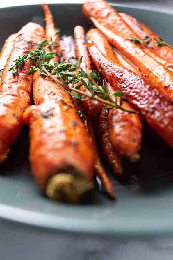 brown butter carrots