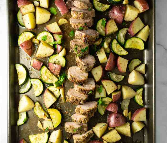 Italian Herb Crusted Pork Tenderloin