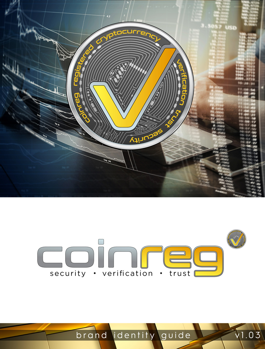 BMS CoinReg LOGO Style Sheet Cover Page