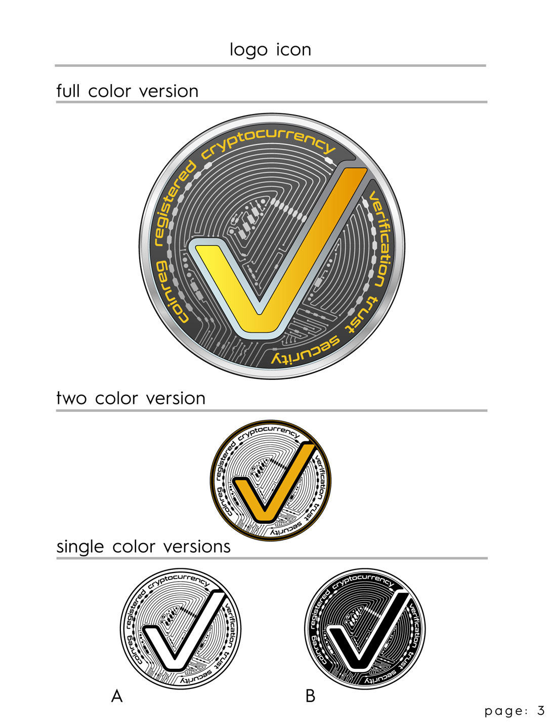 BMS CoinReg LOGO Style Sheet Page 3