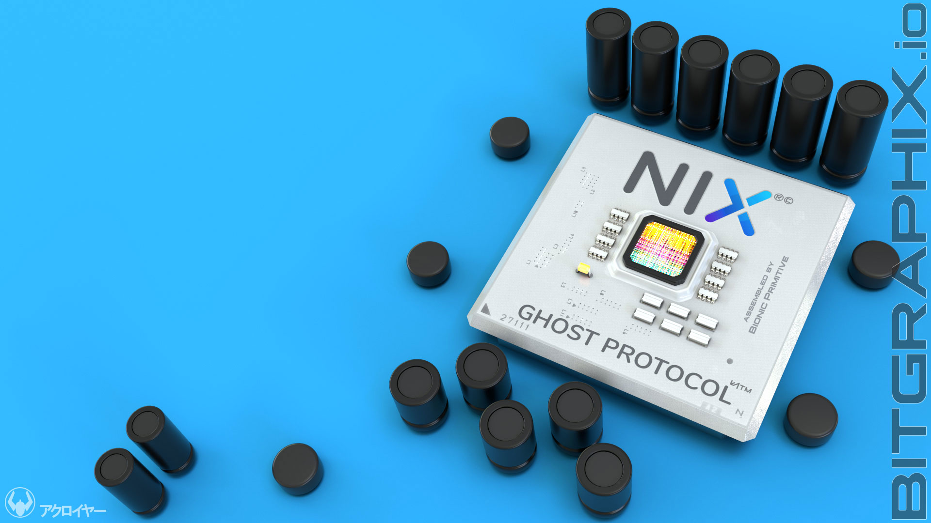 NIX-Platform-Ghost-Protocol-promotional-animation-cpu-detail-with-acroyear-signature-3d-vfx-redshift-render