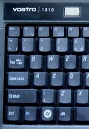 Dell Vostro 1310 keyboard