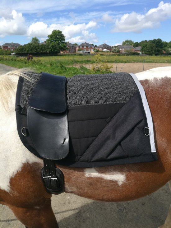 poly pad specifically for Total Contact Saddle (TCS)
