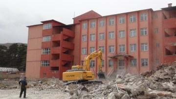 Tatvan'da eğitim yatırımları