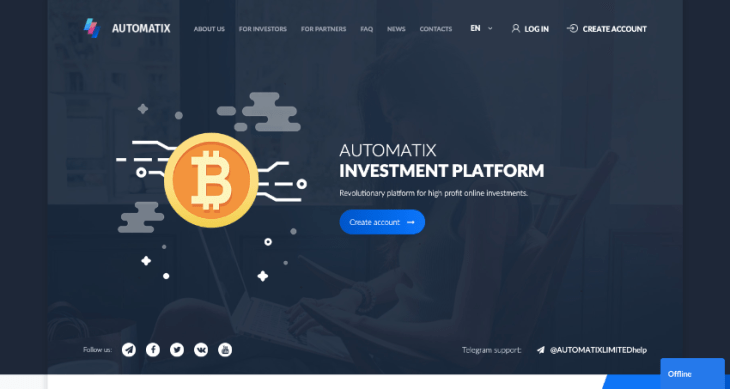 Automatix.limited Review