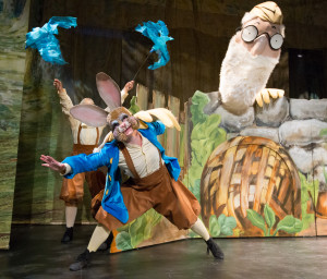 "Philly's own Enchantment Theatre stays true to ""Peter Rabbit"