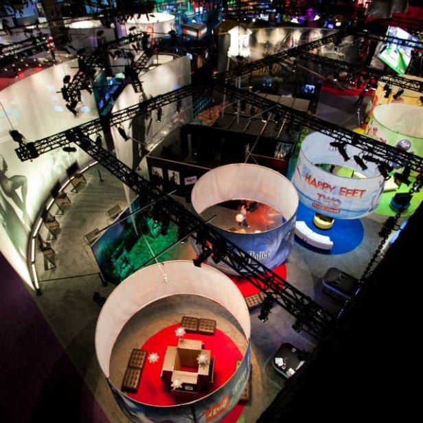 Eventmakers - E3 Warner Bros.