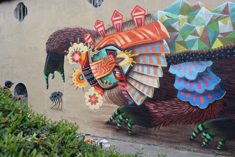 Mexican Mural Art