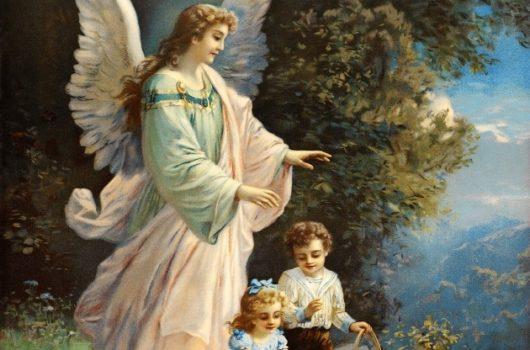 Anđeli čuvari su s nama - prihvatimo taj dar od Boga