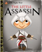 Joebot - Joey Spiotto - My Little Golden Books - Videogames - The Little Assassin