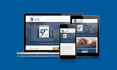 Ciampi Business Website